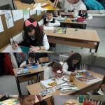 Lazar Lichenovski art lesson (2)
