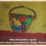 Lazar Lichenovski art lesson-drawings I grade (12)