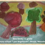 Lazar Lichenovski art lesson-drawings I grade (3)