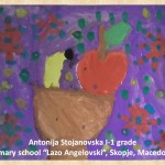 Lazar Lichenovski art lesson-drawings I grade (5)