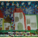 Lazar Lichenovski art lesson-drawings I grade (6)