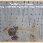 Lazar Lichenovski art lesson-drawings II grade (14)