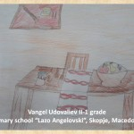 Lazar Lichenovski art lesson-drawings II grade (5)