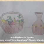 Lazar Lichenovski art lesson-drawings III grade (10)