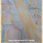 Lazar Lichenovski art lesson-drawings III grade (11)
