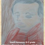 Lazar Lichenovski art lesson-drawings III grade (12)