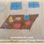 Lazar Lichenovski art lesson-drawings III grade (13)