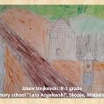 Lazar Lichenovski art lesson-drawings III grade (15)