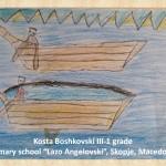 Lazar Lichenovski art lesson-drawings III grade (18)