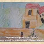 Lazar Lichenovski art lesson-drawings III grade (20)