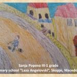 Lazar Lichenovski art lesson-drawings III grade (25)
