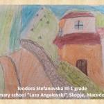 Lazar Lichenovski art lesson-drawings III grade (26)