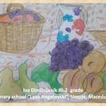 Lazar Lichenovski art lesson-drawings III grade (3)