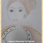 Lazar Lichenovski art lesson-drawings III grade (4)