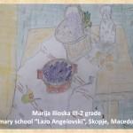 Lazar Lichenovski art lesson-drawings III grade (6)