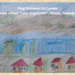 Lazar Lichenovski art lesson-drawings III grade (8)