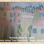 Lazar Lichenovski art lesson-drawings IV grade (14)