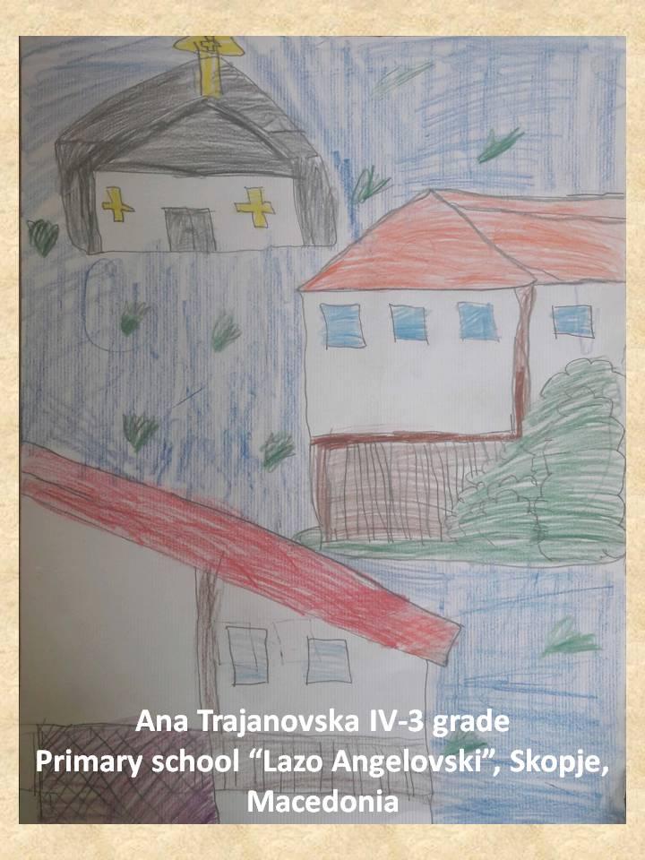 Lazar Lichenovski art lesson-drawings IV grade (16)