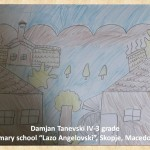 Lazar Lichenovski art lesson-drawings IV grade (19)