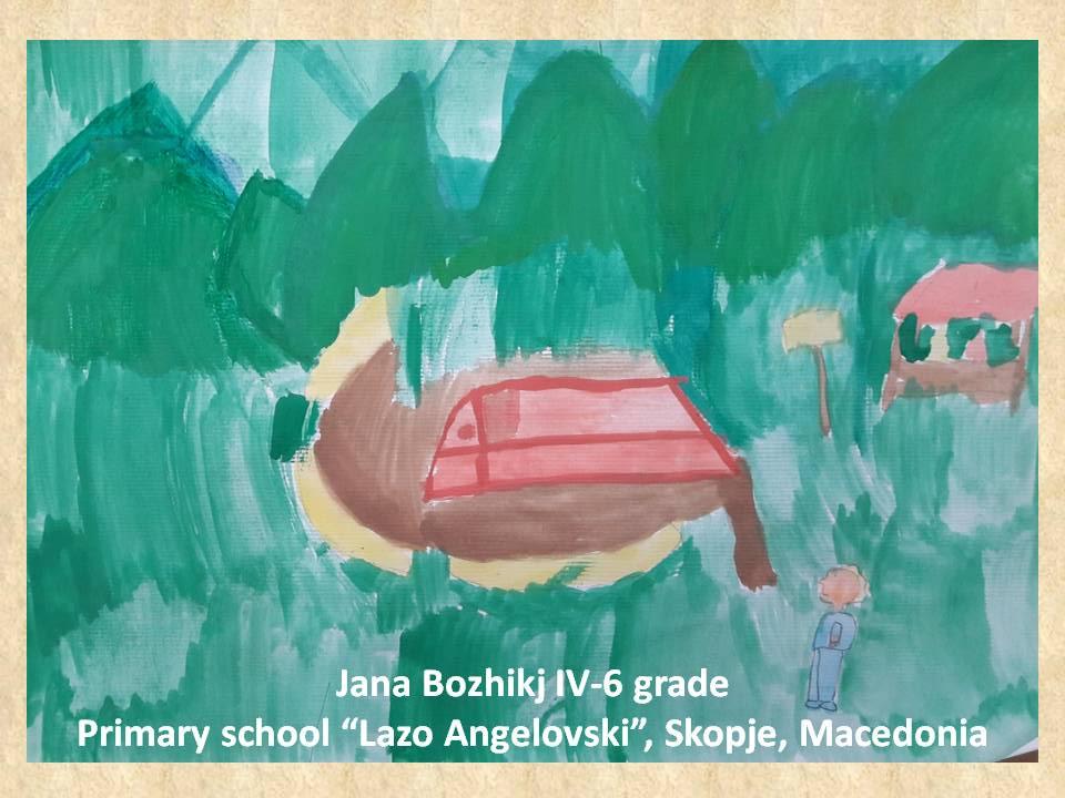 Lazar Lichenovski art lesson-drawings IV grade (28)