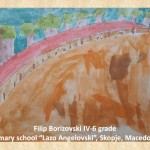 Lazar Lichenovski art lesson-drawings IV grade (34)