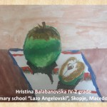 Lazar Lichenovski art lesson-drawings IV grade (7)