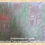Lazar Lichenovski art lesson-drawings IV grade (9)