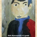 Lazar Lichenovski art lesson-drawings V grade (10)