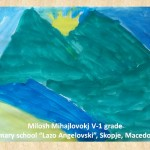 Lazar Lichenovski art lesson-drawings V grade (13)