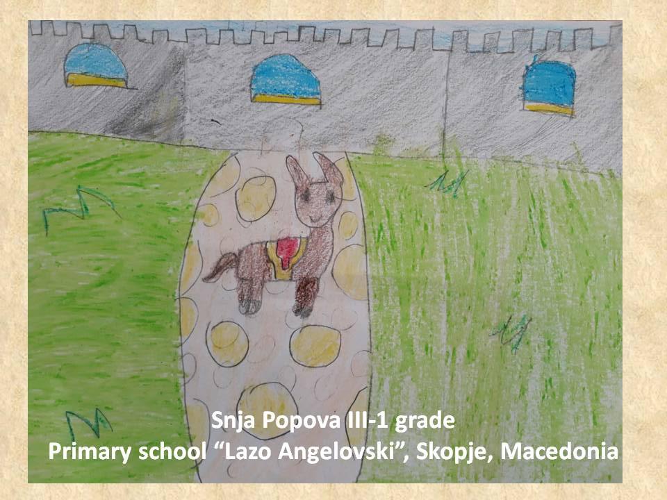 Filippo Palizzi art lesson-drawings III grade (16)
