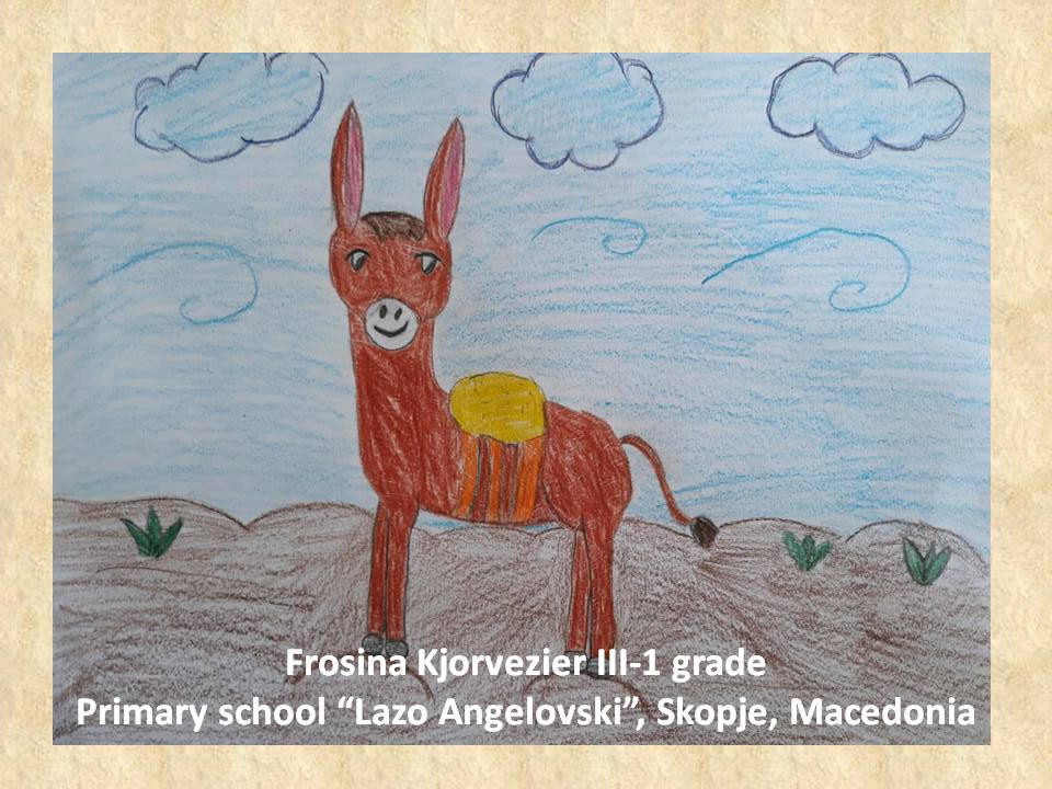 Filippo Palizzi art lesson-drawings III grade (19)
