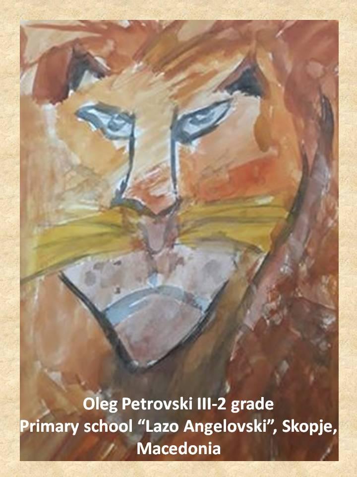 Filippo Palizzi art lesson-drawings III grade (21)