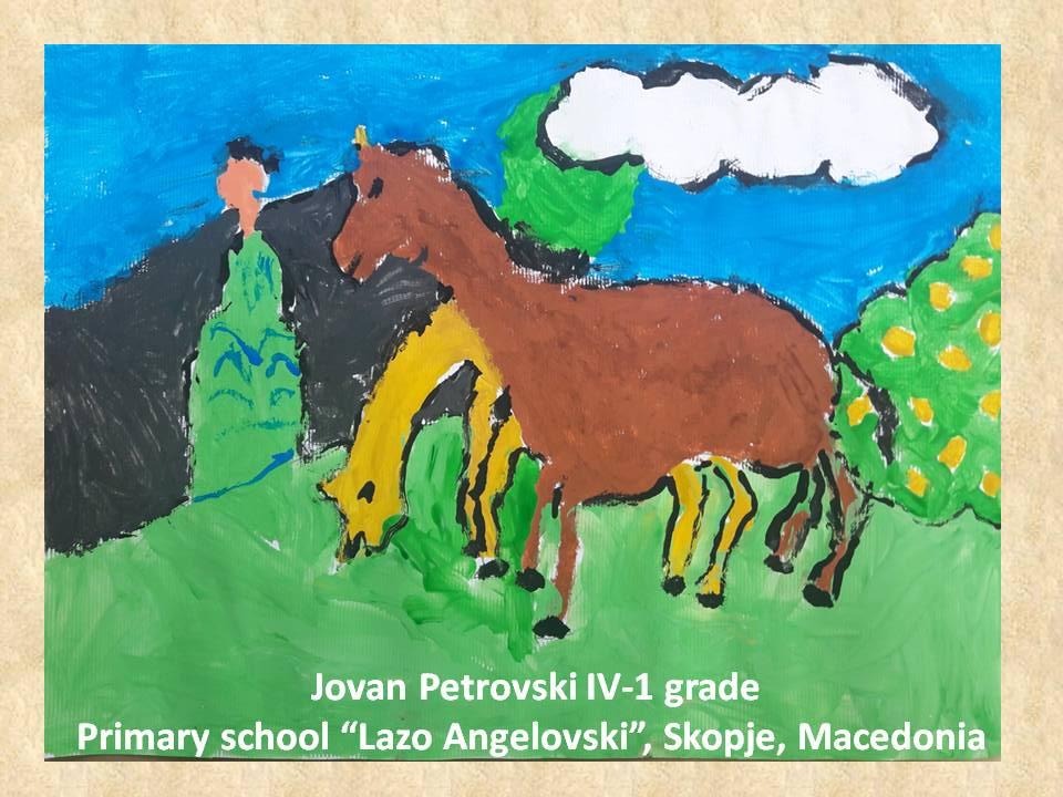 Filippo Palizzi art lesson-drawings IV grade (5)
