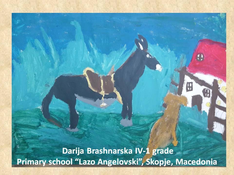 Filippo Palizzi art lesson-drawings IV grade (6)