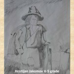 Filippo Palizzi art lesson-drawings V grade (2)