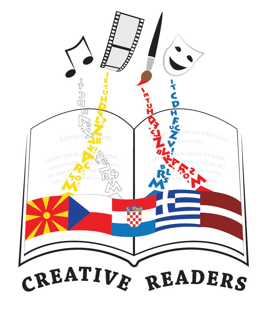 LOGO - Creative Readers