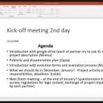 Kick off meetinh Slow education (1)